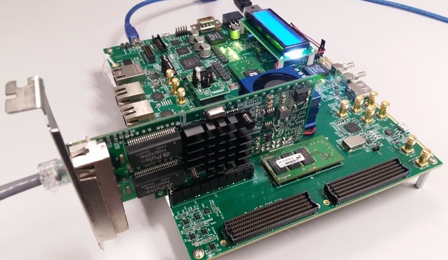 Arria 10 PCIe Root Port with MSI | Projects | RocketBoards org